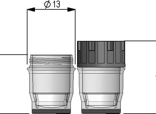1.00ml tube in 48-format