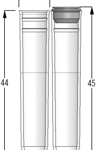 1.40ml Tubes Round Bottom