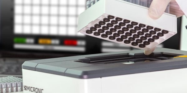 Rack Reader DR500/DR505