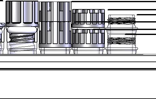 Micronic 96-1 Rack dimensions