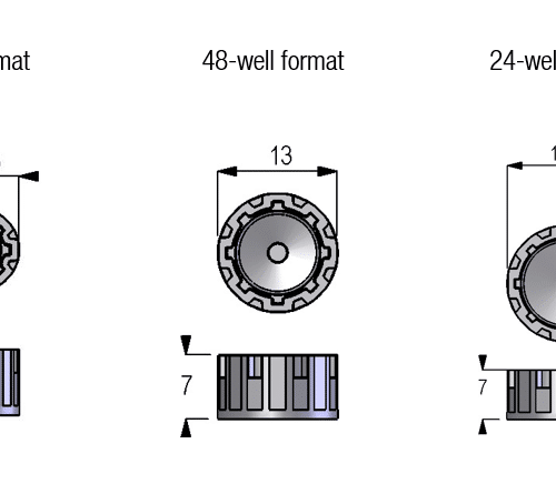 Screw Caps External Thread Dimensions