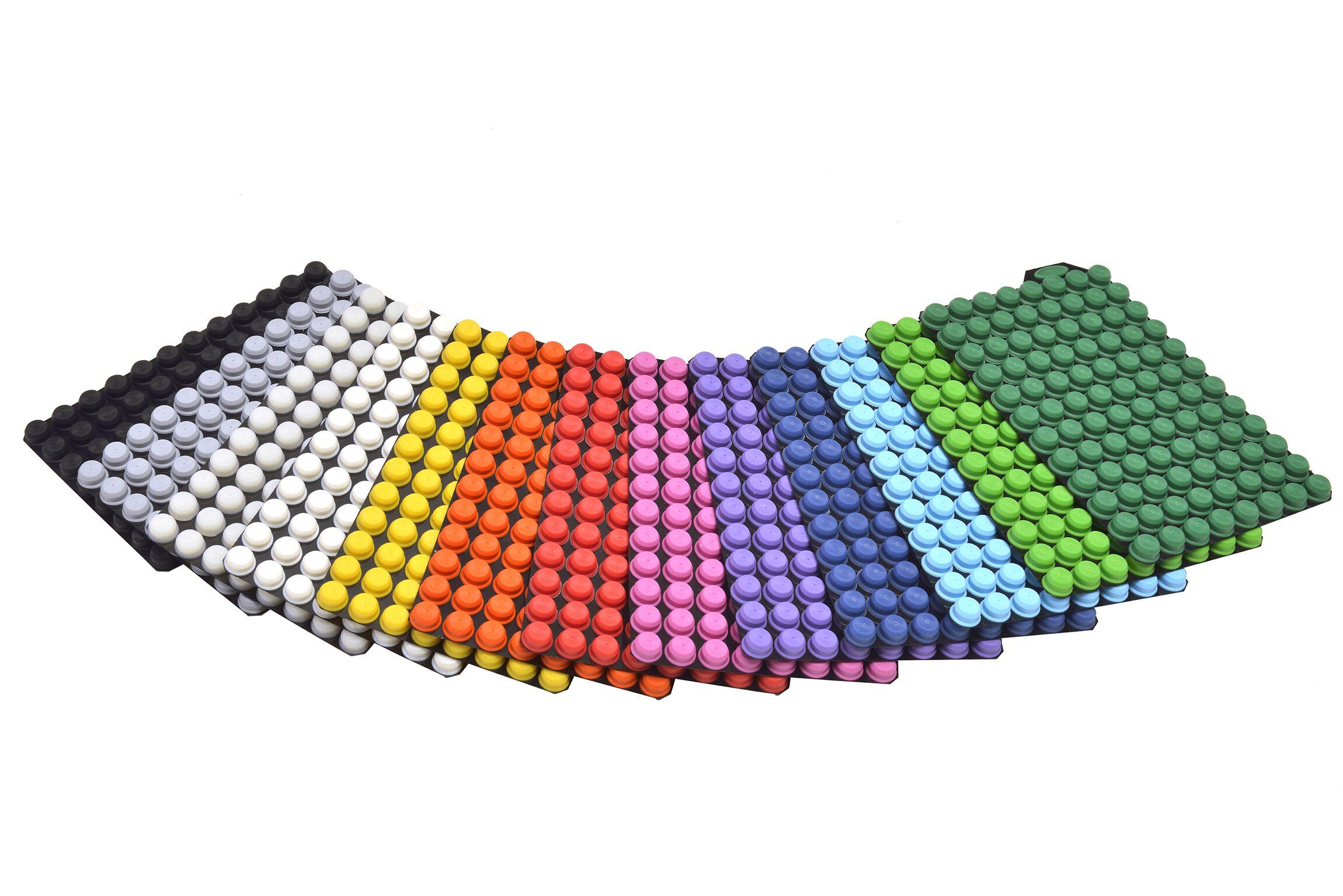 TPE Push Caps