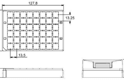 Micronic 48-2 Rack Dimensions