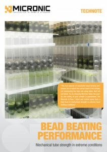 Technote front bead beating performance