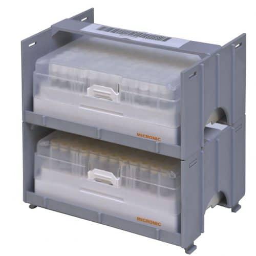 Modular Vertical Freezer Rack