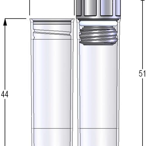 4.00ml tube in 48-well format