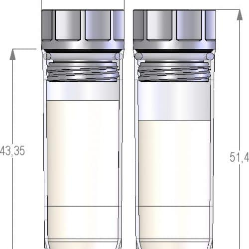 6.00ml tube in 24-well format