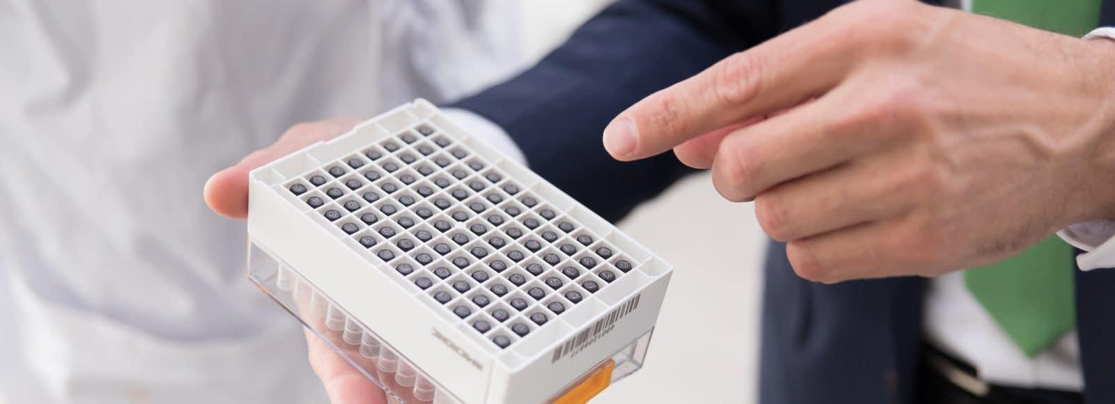 Cryogenic Sample Storage