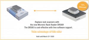 Q1 Promotion Rack Reader DR500