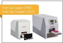 Micronic Push Cap Capper and Decapper