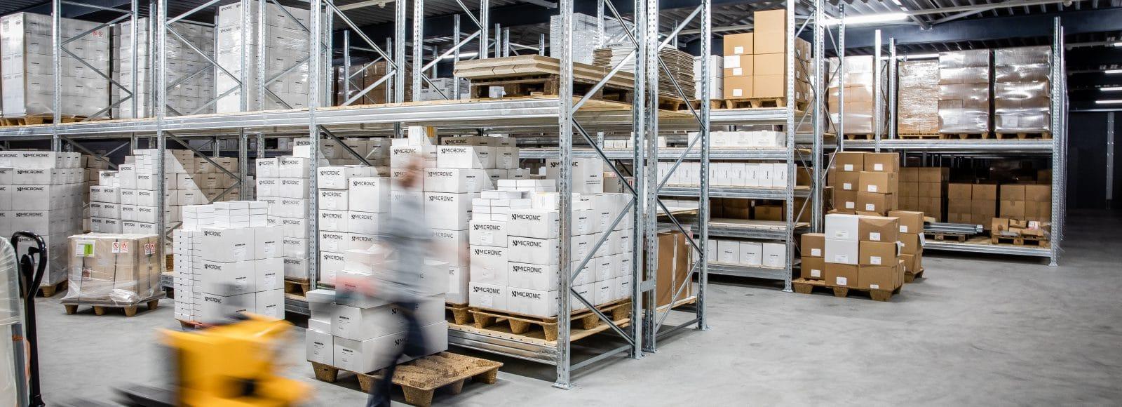 Micronic Warehouse